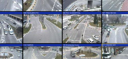 Sistema inteligente para el análisis de la información de videocámaras de seguridad civil y vial