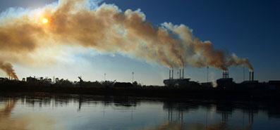Alarmantes cifras de los gases de efecto invernadero en la atmósfera