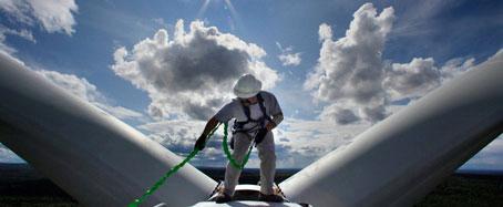 Eólica. España cuenta ya con 22.796 MW instalados