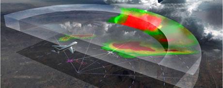 """Radares """"inteligentes"""" con visión 3D para la aviación"""