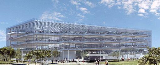 El mayor lucernario fotovoltaico de los EEUU será construido por una empresa española