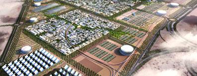 Abu Dabi busca talento para la construcción de la primera ciudad totalmente ecológica del mundo