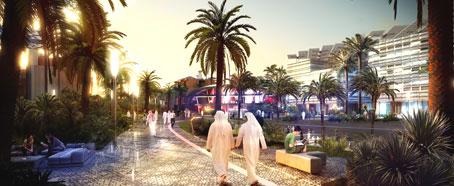 El Golfo Pérsico busca en el sol su nueva energía
