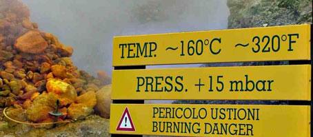 Perforaciones geotérmicas en el volcán Campos Flégreos