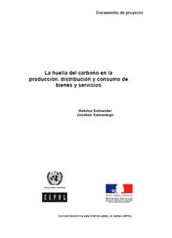 Documento de Huella del carbono