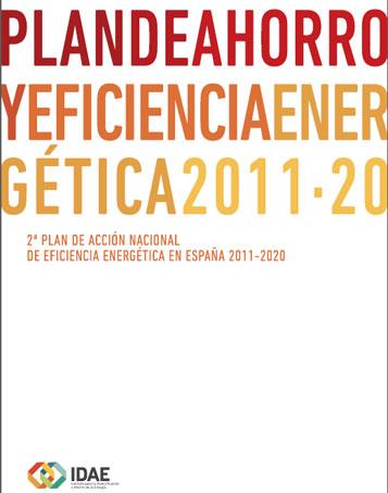 Documento de Plan de Ahorro y Eficiencia Energetica (2011-2020)