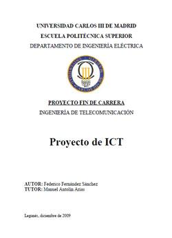Documento de Proyecto ICT