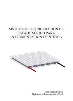Documento de Sistema de refrigeración de estado sólido